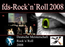 Deutsche Meisterschaft  Rock`n`Roll 2008