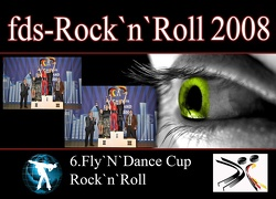 Fly N-Dance-Cup Rock`n`Roll  2008