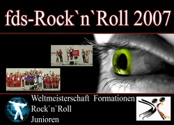 Weltmeisterschaft Junioren Rock`n`Roll 2005