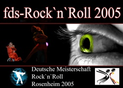 Deutsche Meisterschaft Rock`n`Roll 2005