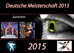 Deutsche Meisterschaft Rock N-Roll Junioren 2015